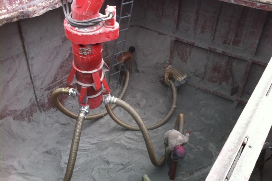 Bulk handling equipment